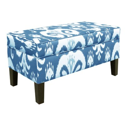 Skyline Furniture Himalaya Storage Ottoman
