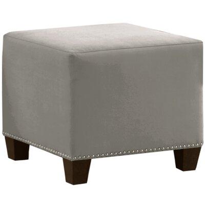 Skyline Furniture Velvet Ottoman