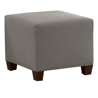 Skyline Furniture Nail Button Ottoman