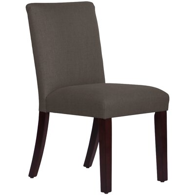 Skyline Furniture Upholstered Linen Uptown Side Chair