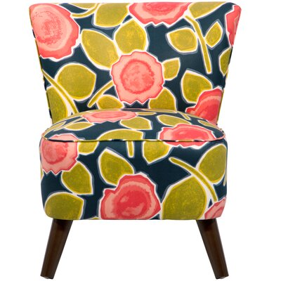 Bungalow Rose Crown Side Chair