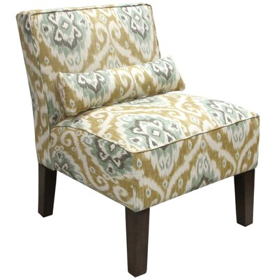 Three Posts Chalkhill Slipper Chair