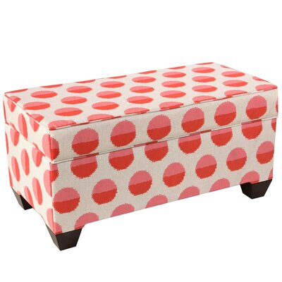 Latitude Run Autumn Upholstered Storage Bedr..