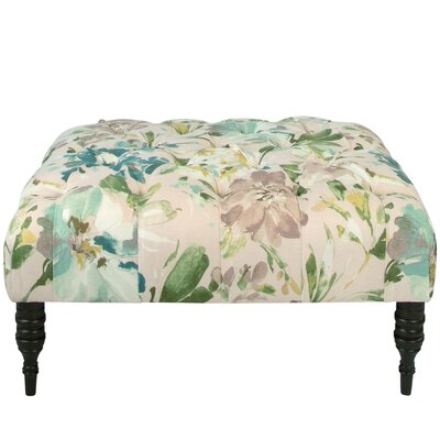 House of Hampton Septon Tufted Cocktail Ottoman