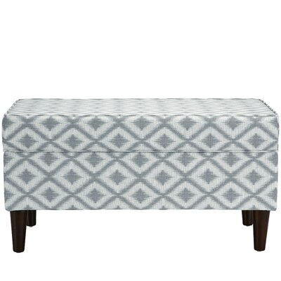 Mercury Row Aarav Upholstered Storage Bedroom Bench