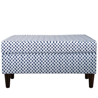 Latitude Run Bernadine Upholstered Storag..