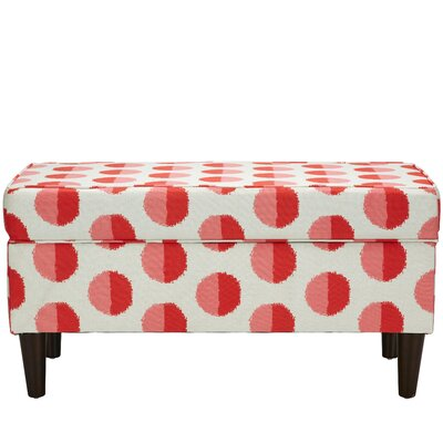 Mercury Row Sagitta Upholstered Storage B..