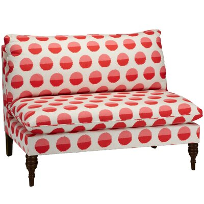 Mercury Row Sagitta Armless Loveseat
