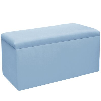 Skyline Furniture Fabric Upholstered Storage Bench