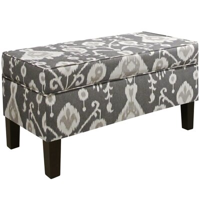 World Menagerie Fukuoka Fabric Upholstered Stora..
