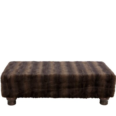 House of Hampton Ingrid Rectangle Ottoman Image