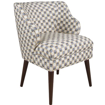Darby Home Co Daphne Modern Arm Chair
