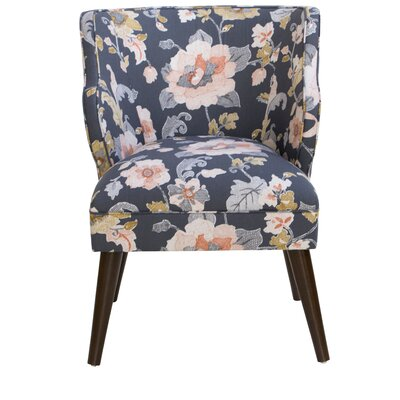One Allium Way Jeanpierre Modern Arm Chair