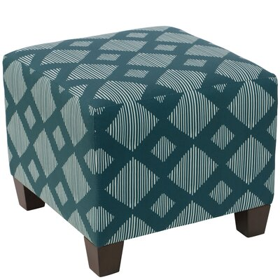 Mercury Row Cairns Square Ottoman