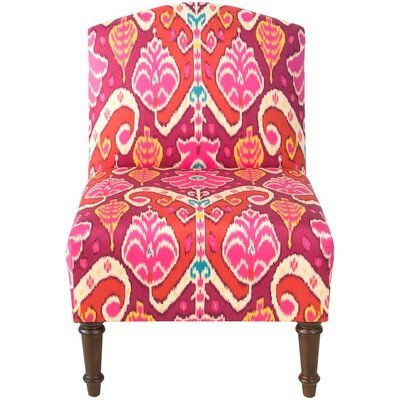 Bungalow Rose Panny Upholstered Slipper Chair