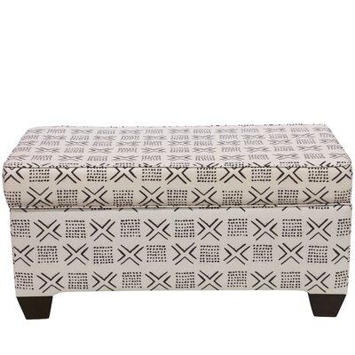 World Menagerie Taastrup Linen Upholstered Stora..
