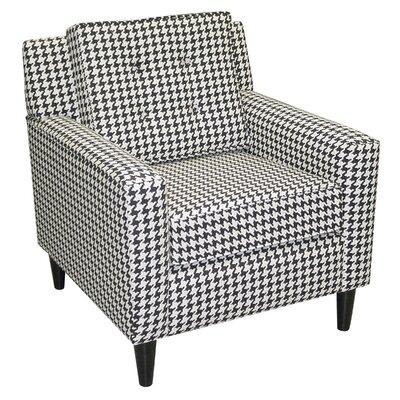 Skyline Furniture Lounge Berne Cube Arm Chair