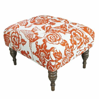 Skyline Furniture Canary Upholstered Ottoman
