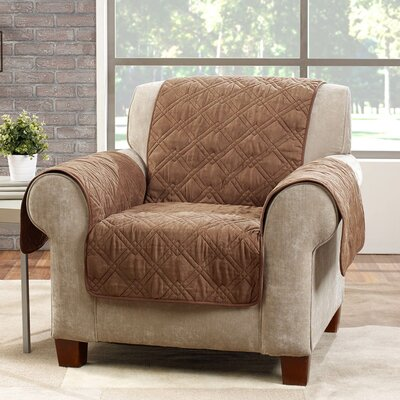 Sure Fit Deluxe Arm Chair Slipcover | Wayfair