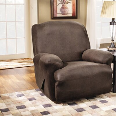 sure fit stretch leather recliner slipcover reviews