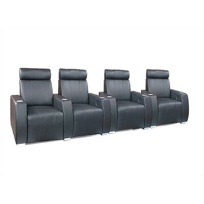 Bass Executive Home Theater Seating (Row of 4)