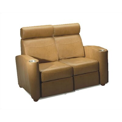 Bass Diplomat Home Theater Loveseat