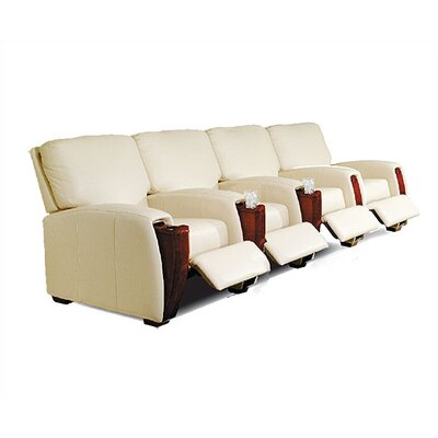 Bass Celebrity Home Theater Seating (Row of 4)