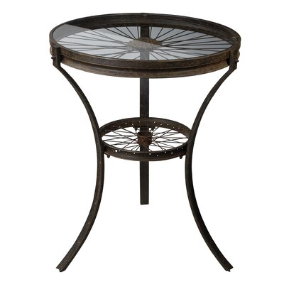 Sterling Industries Industrial End Table