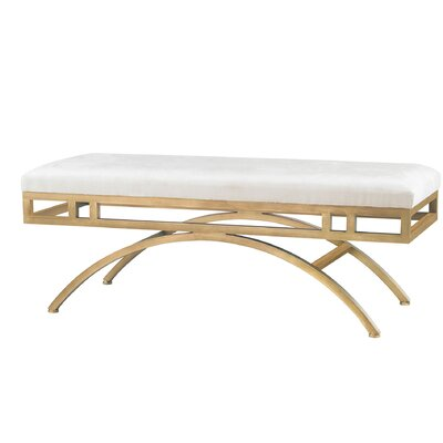 Mercer41 Franchot Upholstered Bedroom Bench