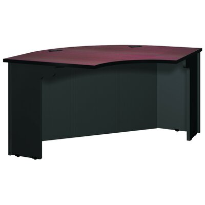 Ironwood Modular Corner Desk Shell