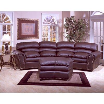 Omnia Leather Williamsburg..