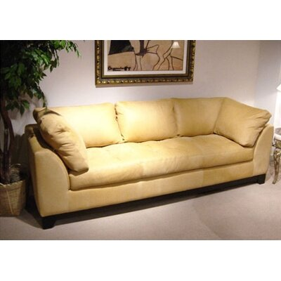 Omnia Leather Espasio Leather Sofa
