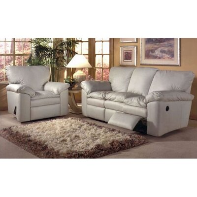 Omnia Leather El Dorado Reclining Living Room Set