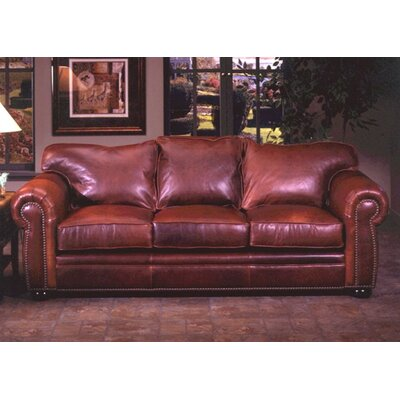 Omnia Leather Monte Carlo Leather Living Room Collection