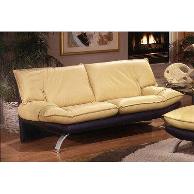 Omnia Leather Princeton Leather Sofa