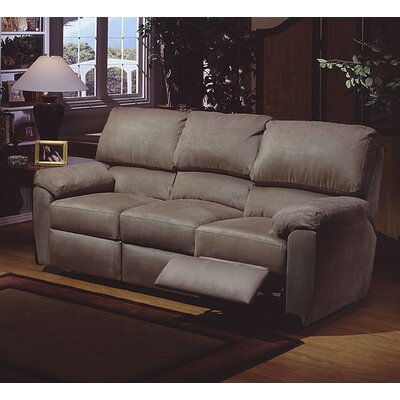 Omnia Leather Vercelli Leather Reclining Sofa