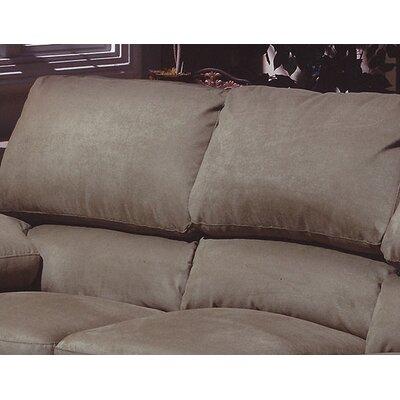 Omnia Leather Vercelli Leather Reclining Sofa