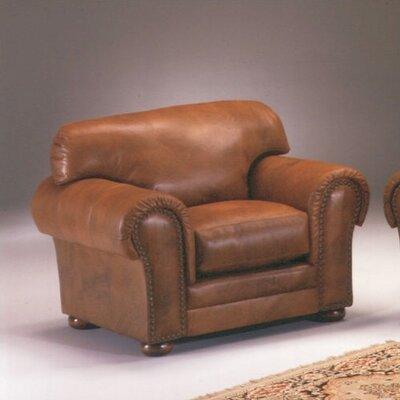 Omnia Leather Cheyenne Leather Chair