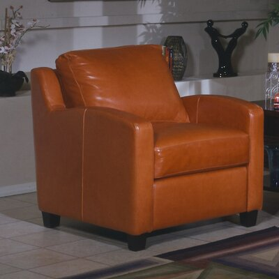 Omnia Leather Chelsea Deco Leather Chair