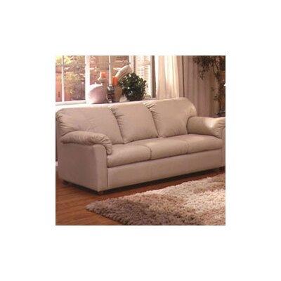 Omnia Leather Tahoe Leather Sofa