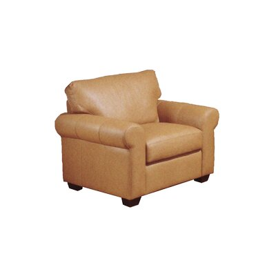 Omnia Leather West Point Leather Chair