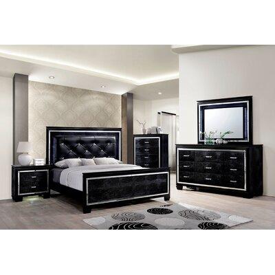 Mercer41 Errol Panel Customizable Bedroom..