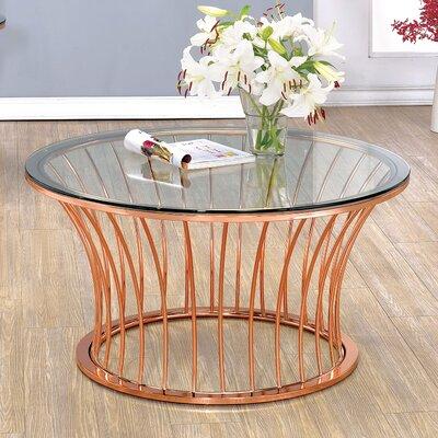 Mercer41 Elene Coffee Table