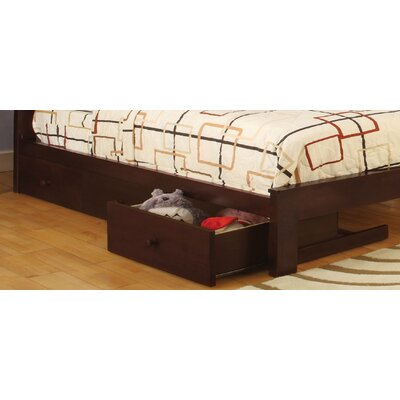 Enitial Lab Dilly Bunk Bed Underbed Storage ..