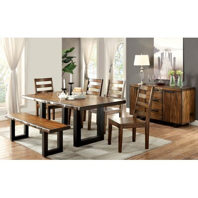 Loon Peak Timberlane Dining Table