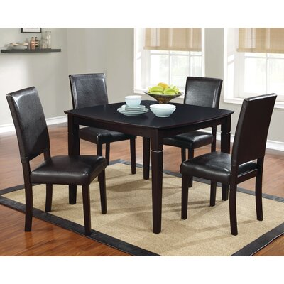 Brayden Studio Cress 5 Piece Dining Set