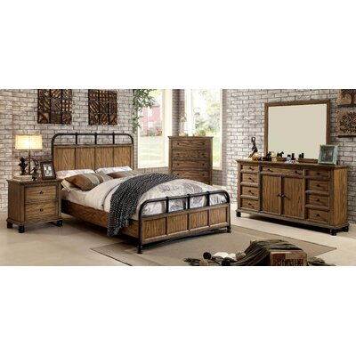 Laurel Foundry Modern Farmhouse Harland Panel Customizable Bedroom Set