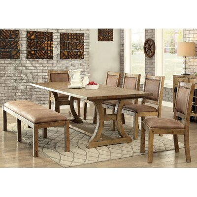 Loon Peak Galleano 6 Piece Dining Set