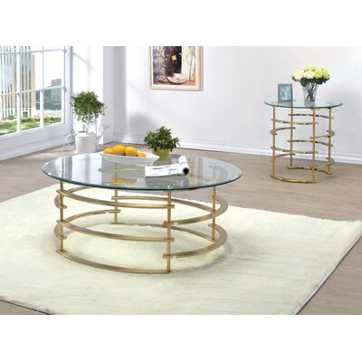 Enitial Lab Morran Coffee Table Set