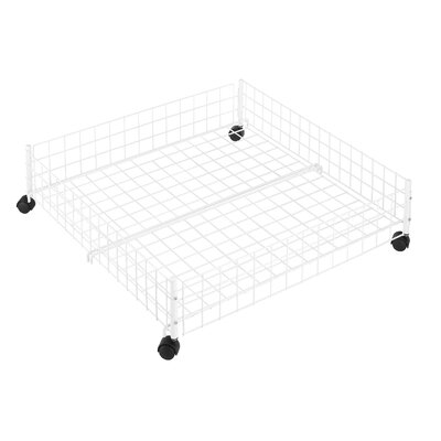 Whitmor, Inc Rolling Underbed Cart
